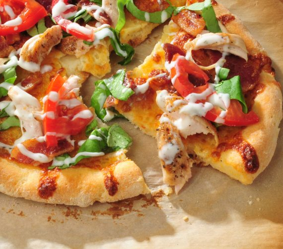 Pizza Night each Tuesday (April to October)