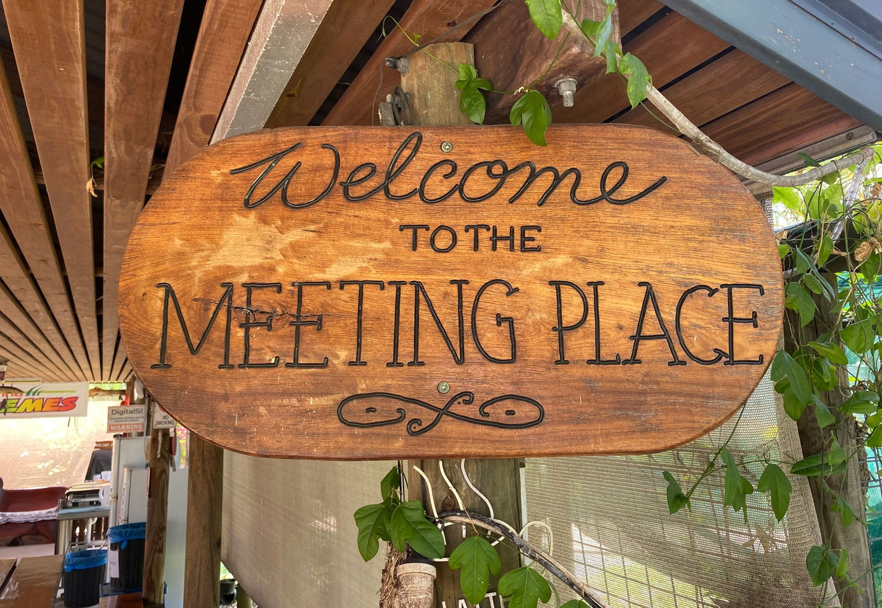 Welcome to the Meeting Place