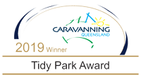 Caravan Parks Association of Queensland Tidy Park Award