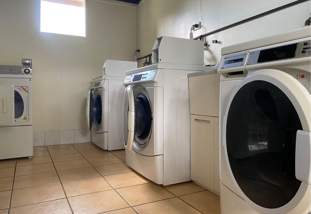 Laundry - Washers and Dryer